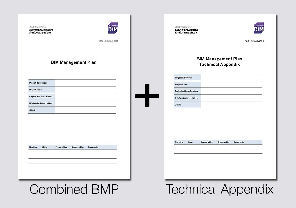 Natspec Bim  Bim Management Plan Template