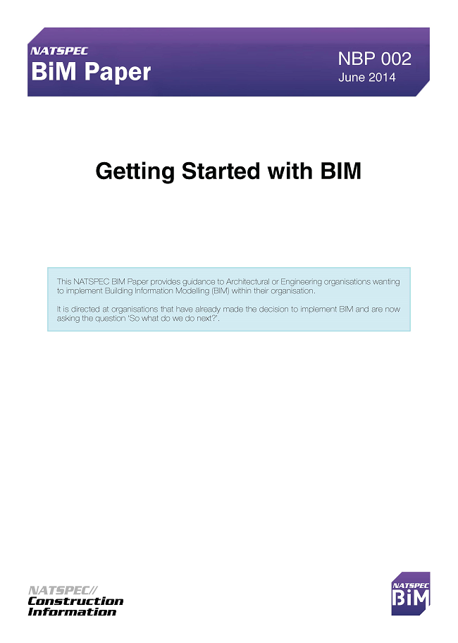 Getting started with BIM cover 650x920px